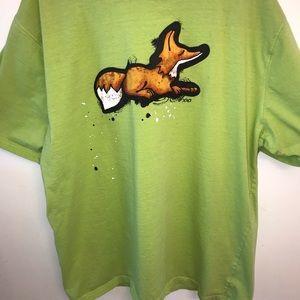 Akoo Fox Men's Shirt